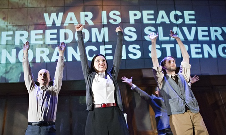 The 1984 stage play, one of this year's London highlights
