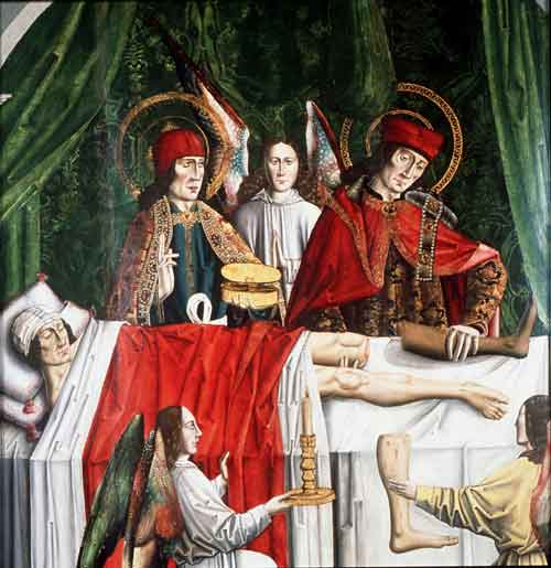 CosmusDamian-MiraculousLegTransplant