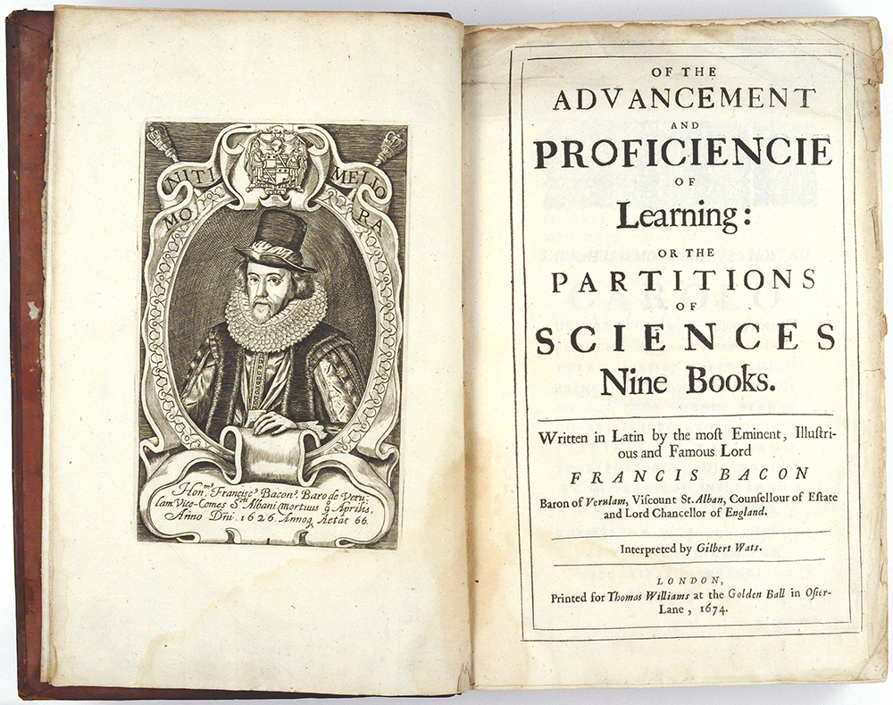 francis-bacon-advancement-proficiencie-learning