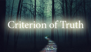 CriterionOfTruthb