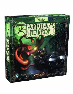 The board game Arkham Horror does many excellently entertaining things with Lovecraft, but minimizes the diversity issues rather than repurposing them.