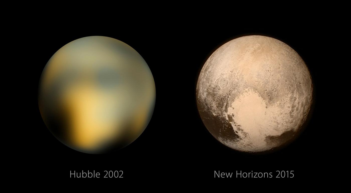 Pluto Ahoy! Also, New Music Kickstarter & Photos of