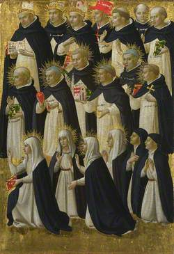 So many Dominican saints!