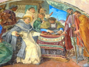 Antoninus, from the fresco cycle in San Marco